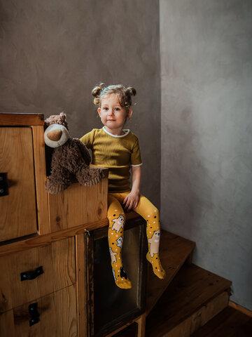 Tip na dárek Veselé dětské punčošky Medvídci