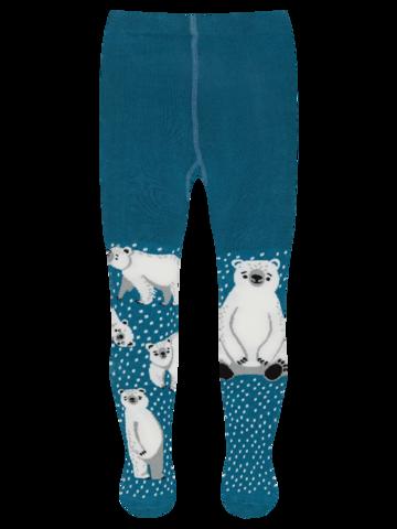 Zľava Živahne otroške hlačne nogavice Polarni medvedi
