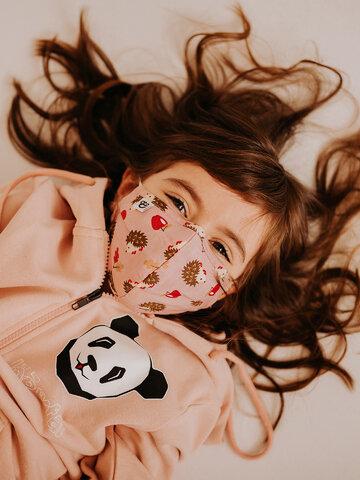 Obrázok produktu Mascherina Buonumore per bambini Riccio