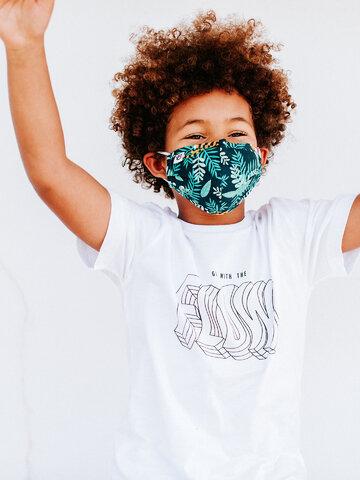 Geschenktipp Lustige Gesichtsmaske für Kinder Tiger