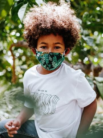 Suchen Sie ein originelles und außergewöhliches Geschenk? überrascht den Beschenkten sicher Lustige Gesichtsmaske für Kinder Tiger