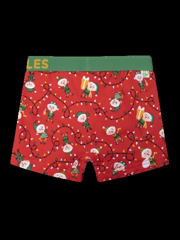Výnimočný darček od Dedoles Bóxeres alegres para chico Elfos