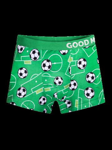 Ausverkauf Lustige Boxershorts für Jungen Fußball