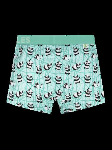 Sleva Veselé chlapecké boxerky Panda