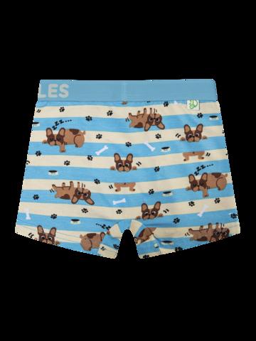 Lifestyle photo Boys' Boxers Dogs & Stripes