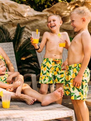 Obrázok produktu Vesele kupaće hlače za dječake Limuni