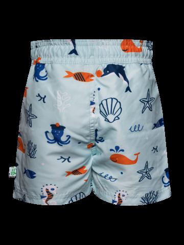 Wyprzedaż Wesołe chłopięce spodenki kąpielowe Morscy przyjaciele