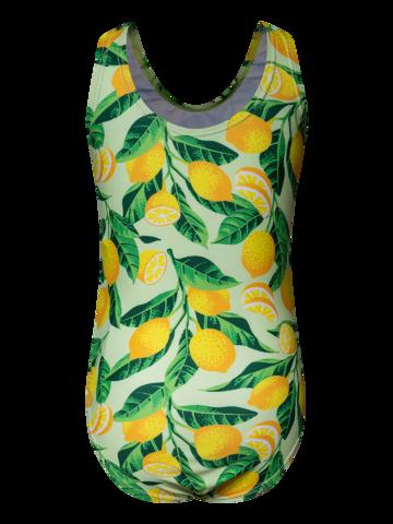 Lifestyle photo Girls' Swimsuit Lemons
