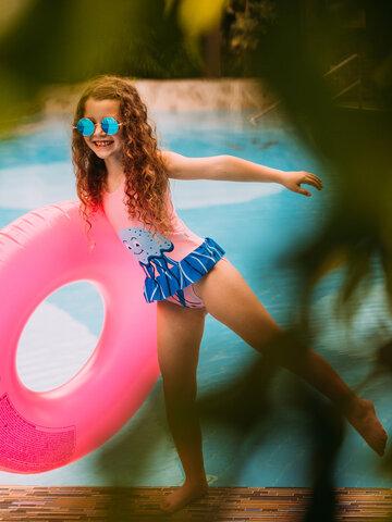 Výnimočný darček od Dedoles Veselé dievčenské plavky Medúza