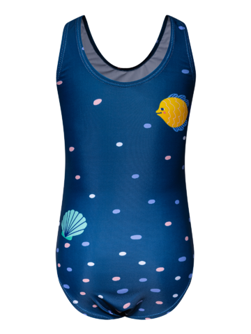 Looking for an original and unusual gift? The gifted person will surely surprise with Girls' Swimsuit In a Submarine