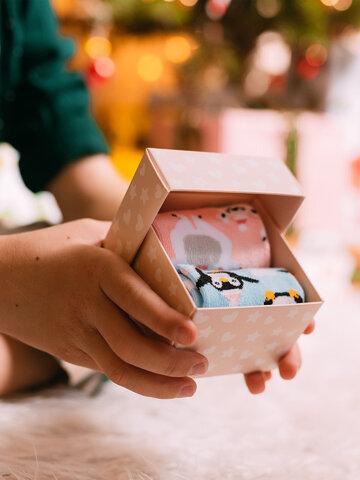 Obrázok produktu Darilna škatla za otroke Polarne živali