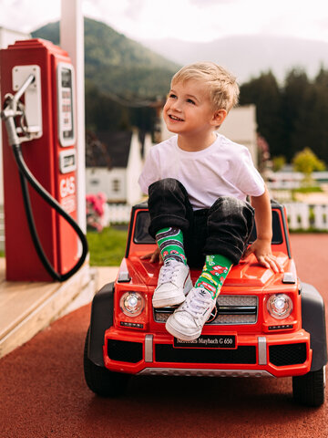 Original gift Kids' Socks Cars