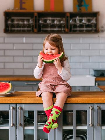 Potešte sa týmto kúskom Dedoles Kids' Socks Watermelon