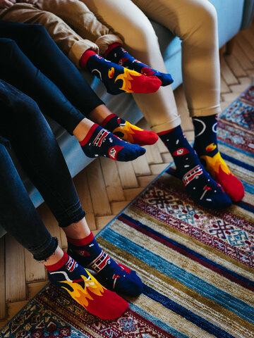 Potešte sa týmto kúskom Dedoles Kids' Socks Firefighter