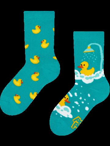 Lifestyle foto Vesele dječje čarape Patke