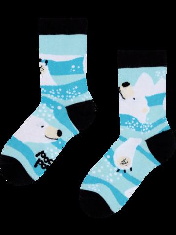 Výnimočný darček od Dedoles Calcetines infantiles alegres Osos polares