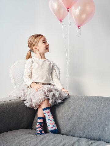 Gift idea Kids' Socks Flying Pigs