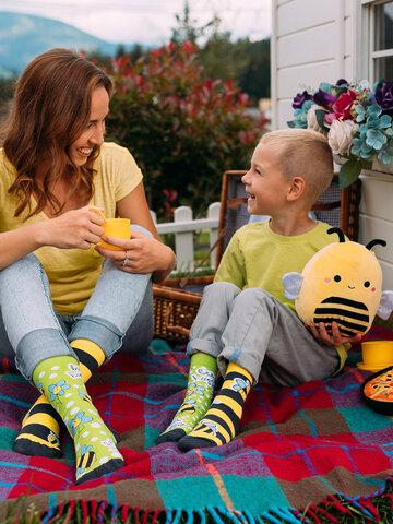 Potešte sa týmto kúskom Dedoles Kids' Socks Bees