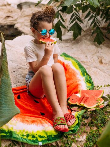 Sale Kids' Slides Watermelon