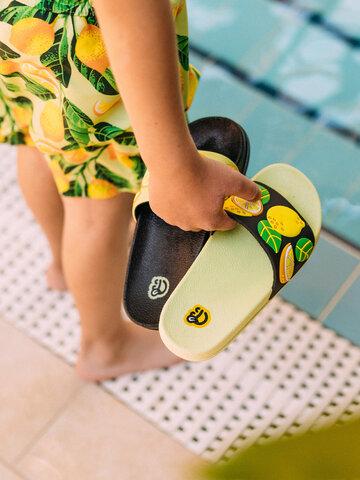 Potešte sa týmto kúskom Dedoles Kids' Slides Lemons