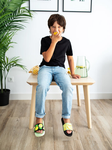 Sale Kids' Slides Lemons