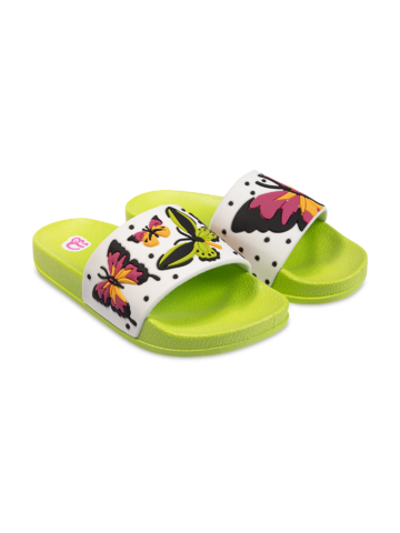 Gift idea Kids' Slides Colorful Butterflies