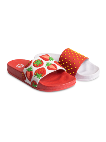 Looking for an original and unusual gift? The gifted person will surely surprise with Kids' Slides Strawberries