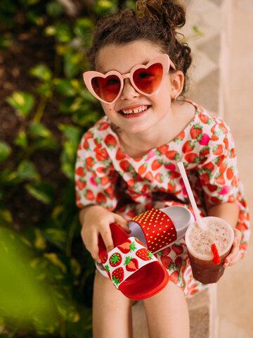 Lifestyle photo Kids' Slides Strawberries
