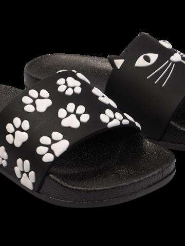 Sleva Veselé dětské pantofle Kočka