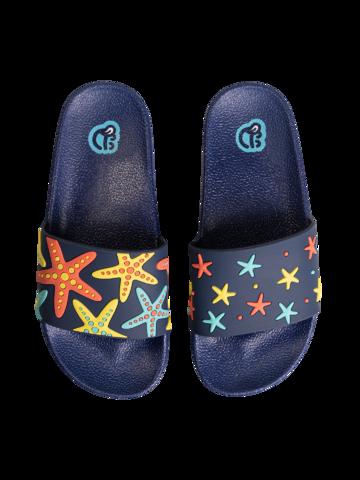 Sleva Veselé dětské pantofle Mořská hvězda