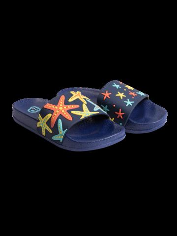 Tip na dárek Veselé dětské pantofle Mořská hvězda