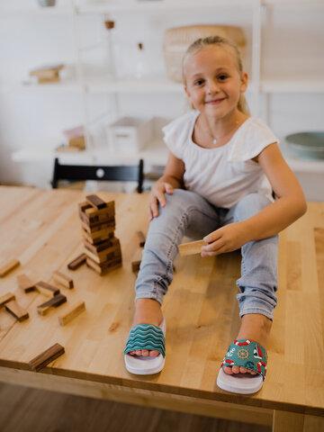 Sale Kids' Slides Waves
