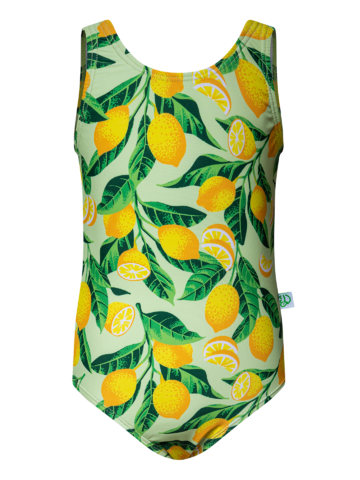 Looking for an original and unusual gift? The gifted person will surely surprise with Girls' Swimsuit Lemons