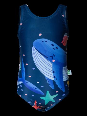 Potešte sa týmto kúskom Dedoles Girls' Swimsuit In a Submarine