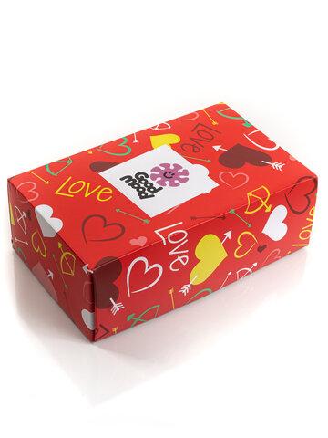 Hľadáte originálny a nezvyčajný darček? Obdarovaného zaručene prekvapí Caja llena de amor
