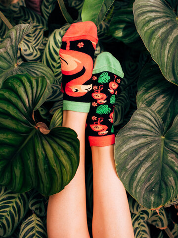 Obrázok produktu Vesele stopalice Flamingosi