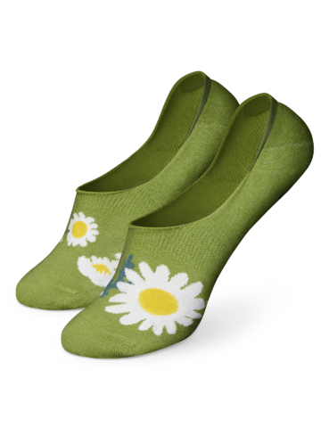 Geschenk von Dedoles Lustige No-Show-Socken Kamillentee