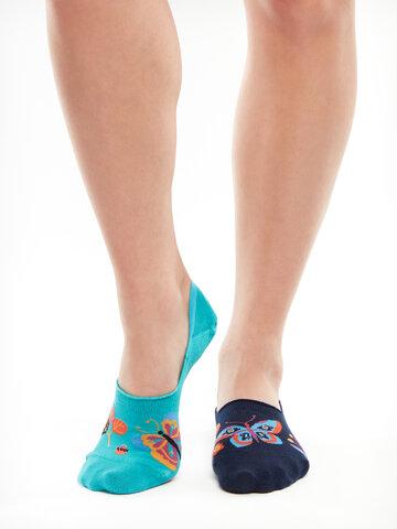 Výpredaj Весели невидими чорапи Пеперуди