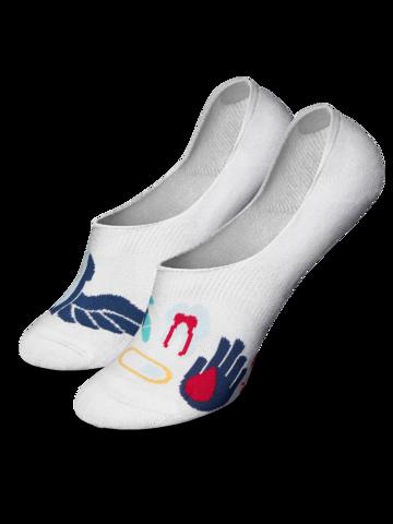 Bereiten Sie sich Freude mit diesem Dedoles-Stück Lustige No-Show-Socken Gesundheit