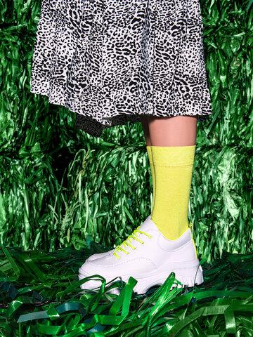 Potešte sa týmto kúskom Dedoles Recycled Cotton Socks Lemonade