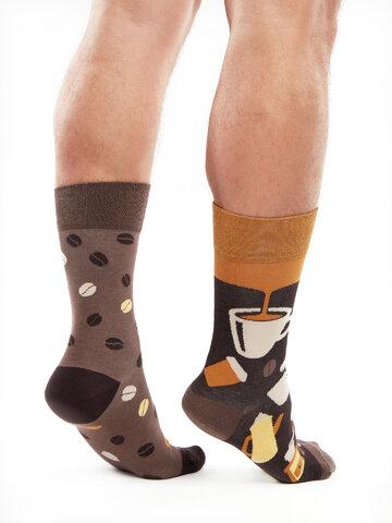 Original gift Bamboo Regular Socks Coffee Beans