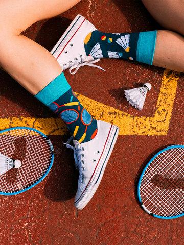 Sale Regular Socks Badminton