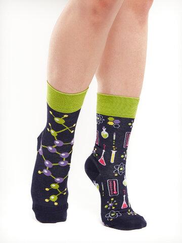 Výjimečný dárek od Dedoles Veselé ponožky Chemie