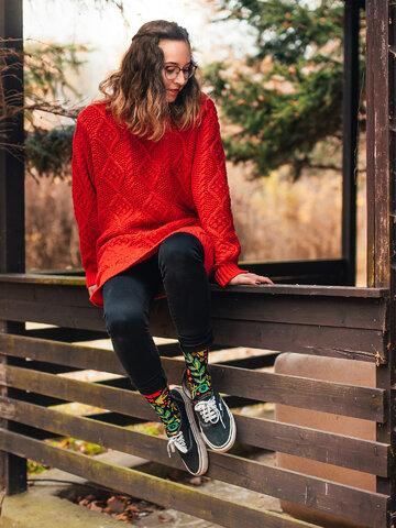 Výpredaj Vesele čarape Folk