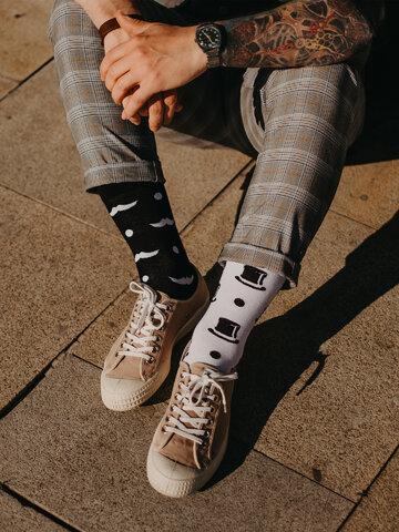 Sleva Veselé ponožky Gentleman
