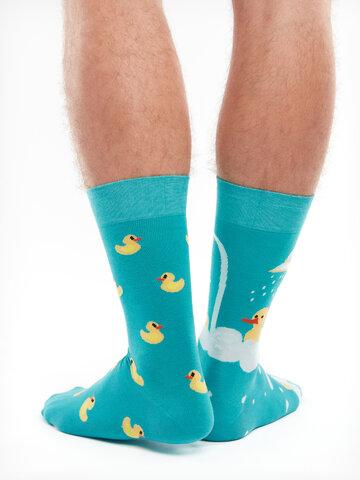 Tip na darček Veselé ponožky Kačičky