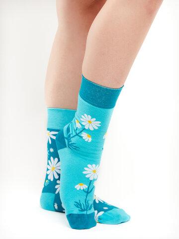 Lifestyle foto Vesele čarape Kamilice