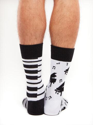 Výpredaj Veselé ponožky Klavír