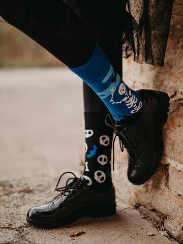 Obrázok produktu Živahne nogavice Okostnjaki