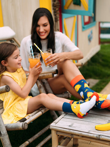 Looking for an original and unusual gift? The gifted person will surely surprise with Regular Socks Chick